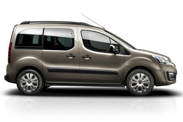 Berlingo Multispace XTR 2015 profil