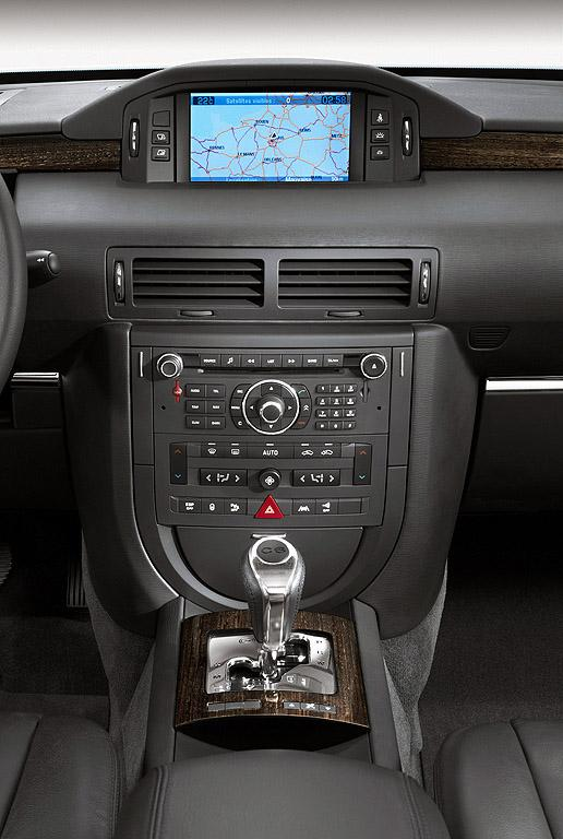 C6 V6 HDi Exclusive 2005 dash board